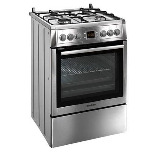 תנור משולב כיריים Blomberg HGN8433X בלומברג