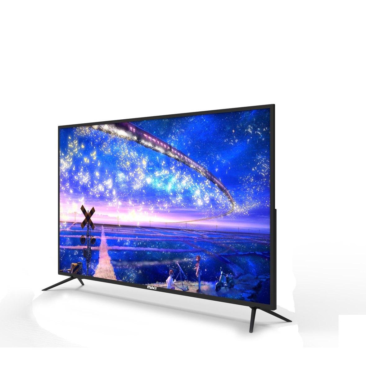 """טלוויזיה 55"""" MAG חכמה CRD55-SMART7-4KY/S"""