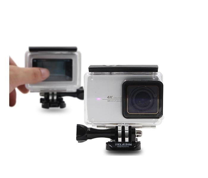 מארז צלילה עם מסך מגע  למצלמת XIAOMI YI 4K