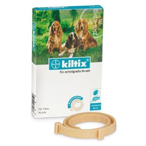 """קולר קילטיקס מדיום לכלב (8-20 ק""""ג)"""