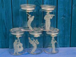 5 נגני ג'אז במטבח שלך