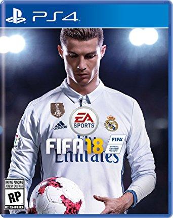 אירופאי FIFA 18  PS4
