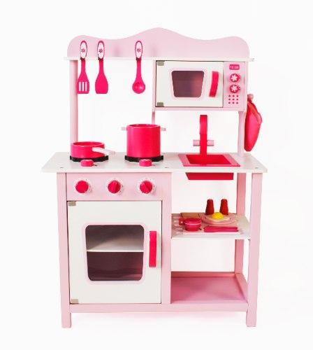 מטבח מעץ לילדים - יובל