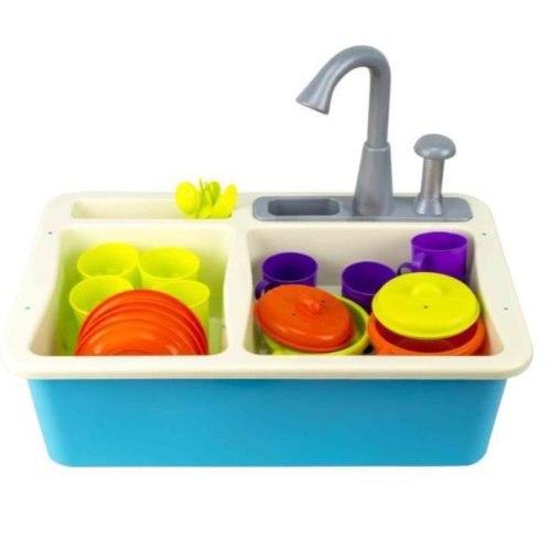 כיור ילדים לשטיפת כלים