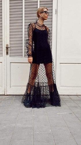 שמלת עלמה - DOTS