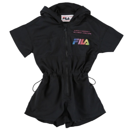 FILA אוברול אופנה בנות מידות 6-16