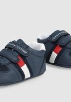 Tommy Hilfiger נעל כחול לוגו אדום לתינוק מידות 17-19