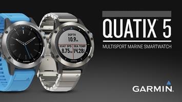 Garmin Quatix 5 Sapphire