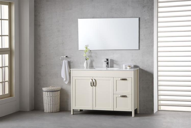 ארון אמבטיה עומד בעיצוב נקי דגם אלגון ELGON