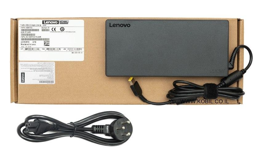 מטען למחשב נייד לנובו Lenovo ThinkPad P73