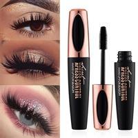 מסקרה חדישה 4D Silk Fiber Eyelash Mascara