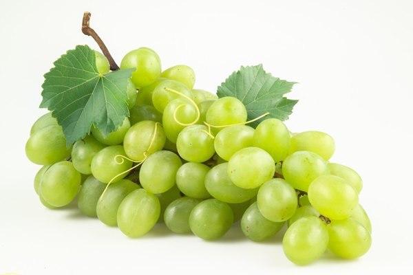 ענבים ירוקים מתוקים מכרמי יוסף כ1.1 קילו