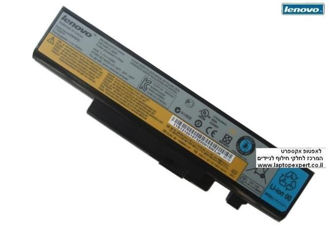סוללה מקורית !! למחשב נייד לנובו Lenovo Y470 Y470A Y470G Y470M Y570 Y470P Y480 Laptop Battery L10P6F01 L10S6F01