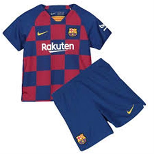 חליפות כדורגל ילדים|  ברצלונה משבצות
