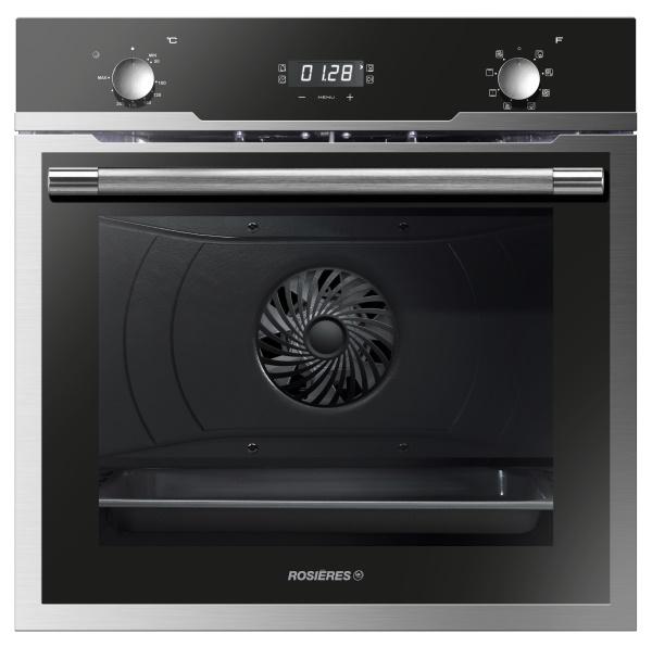 "ROSIERES תנור בנוי BI רחב 60 ס""מ   דגם: RFZ3165IN"
