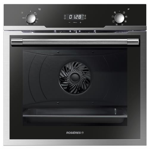 ROSIERES תנור בנוי BI רחב 60 סמ   דגם: RFZ3165IN