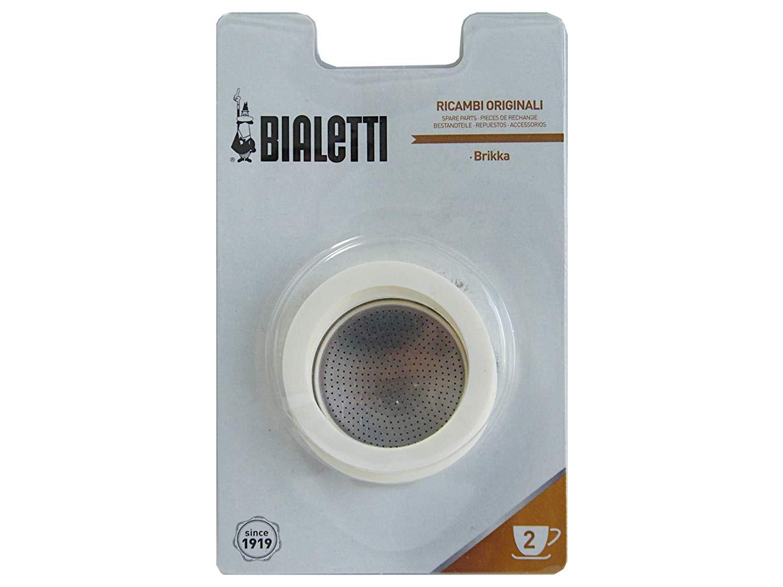 חלקי חילוף אורגינלי למקינטה 2 Brikka של ביאלטי -Bialetti.