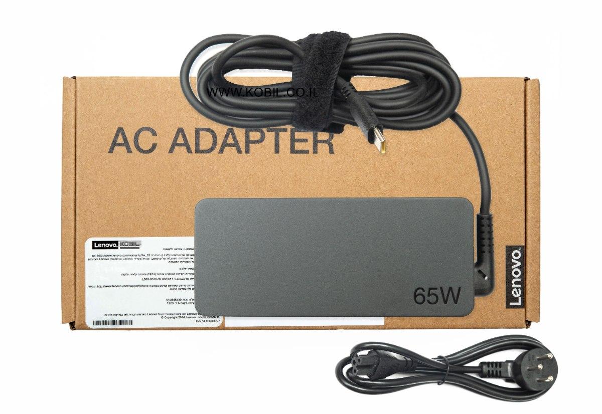 מטען למחשב נייד לנובו Lenovo ThinkPad E480