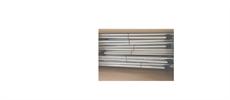 מוט 4 מפרקים 2.4 מטר - מוט אלומיניום 3 או 4 מפרקים עם גומי וכדור ספוג  ( 1 מוט )