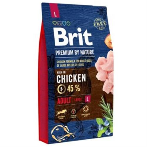 BRIT מזון פרימיום לכלב בוגר מגזע גדול