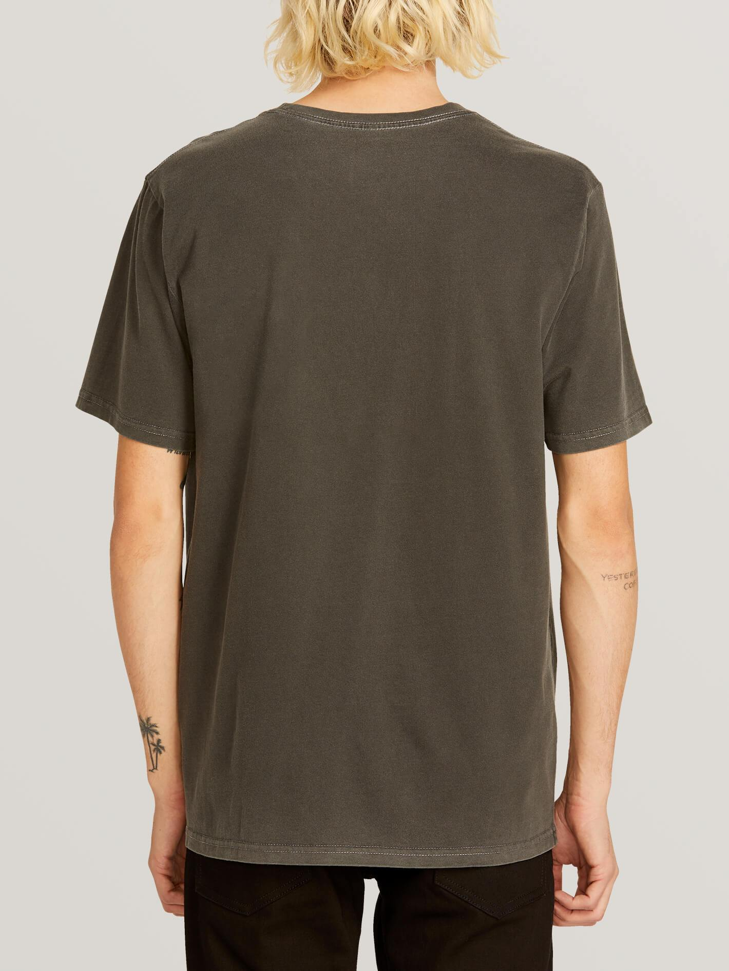 VOLCOM OVAL PATCH SS T
