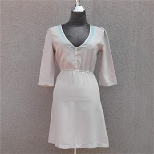 שמלה קלאסית  מידה S/M