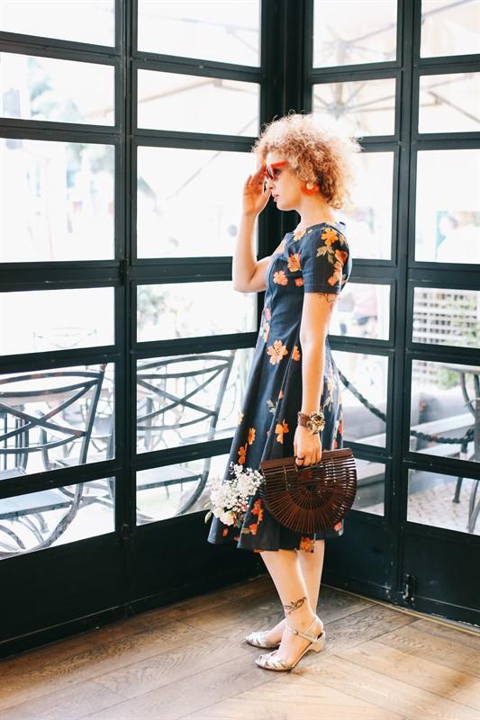 שמלה אלברטינה