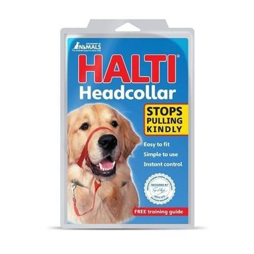 קולר אילוף לכלב האלטי HALTI