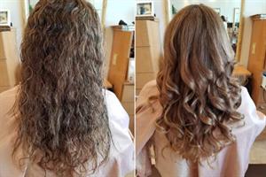מסלסל שיער מסתובב קרמי 2019