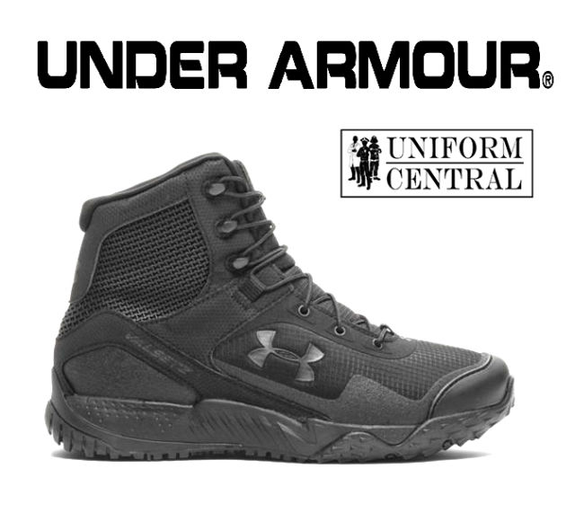 נעליים טקטיות אנדר ארמור UA Valsetz RTS שחור גבוה