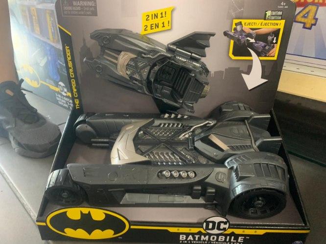 מכונית- באטמן