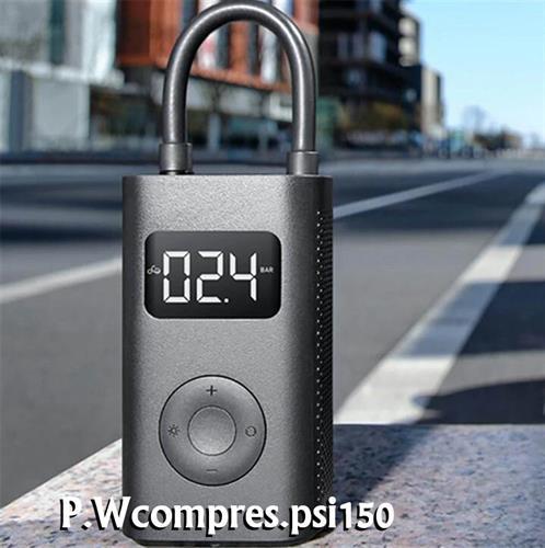 קומפרסור נייד עוצמתי- P.Wcompres.psi150