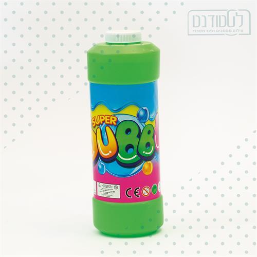 נוזל בועות 1 ליטר
