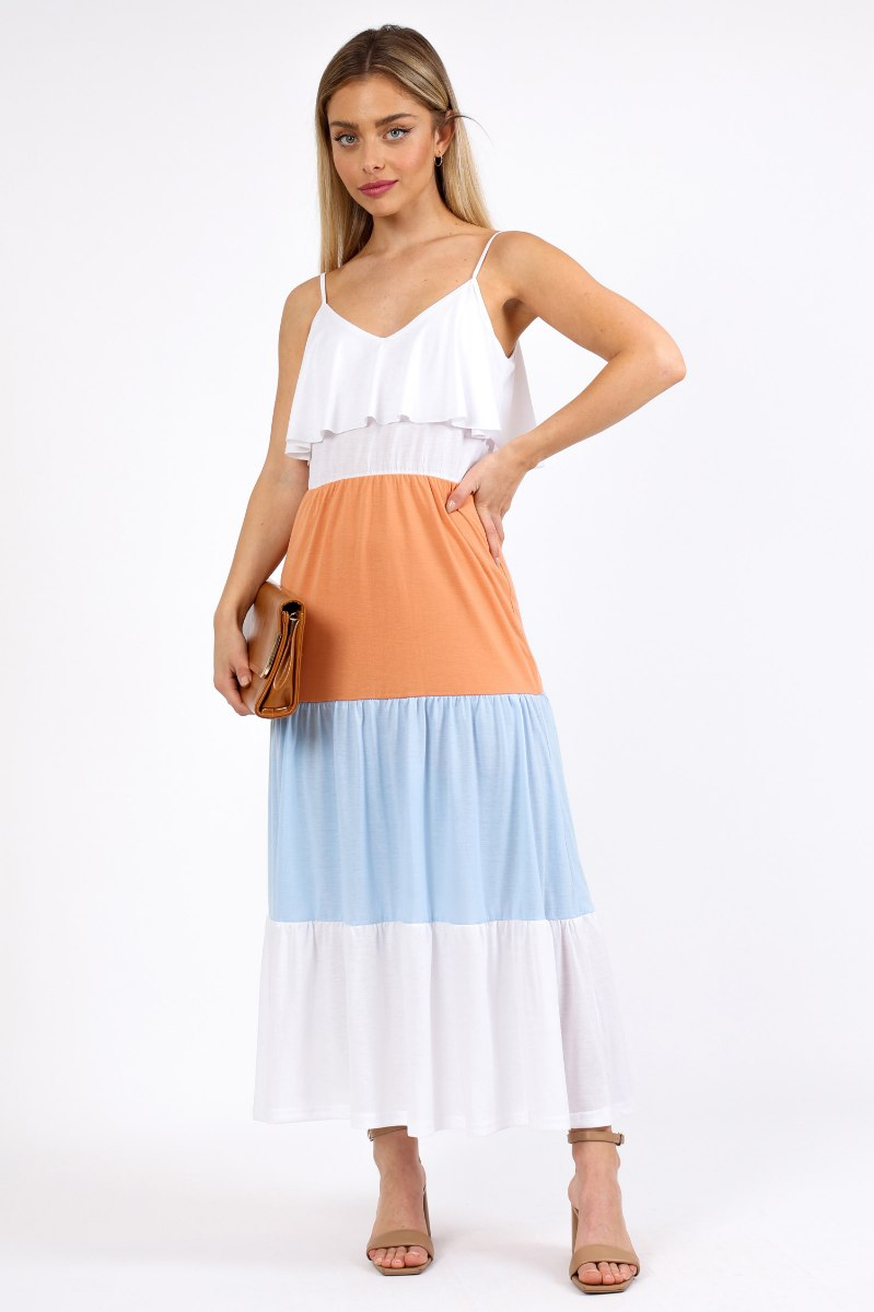 שמלת קפרי וולן
