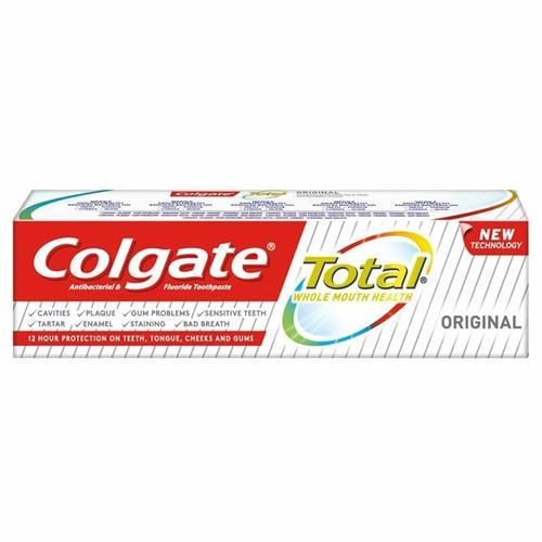 משחת שיניים טוטל 75 מל  Clean Mint קולגייט