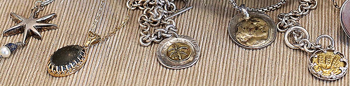 שרשראות - AR Aliza Rubens silver Jewelry & Wine bottle Jewelry collection
