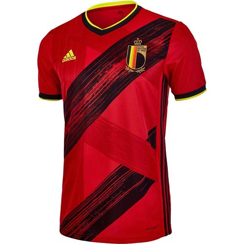 חולצת אוהד בלגיה בית יורו 2020