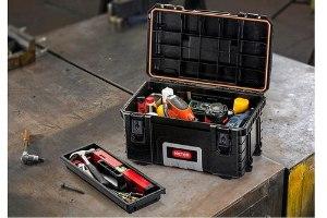 ארגז כלים כתר 22 מקצועי KETER Professional Gear