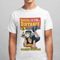 חולצת טי Social Distance