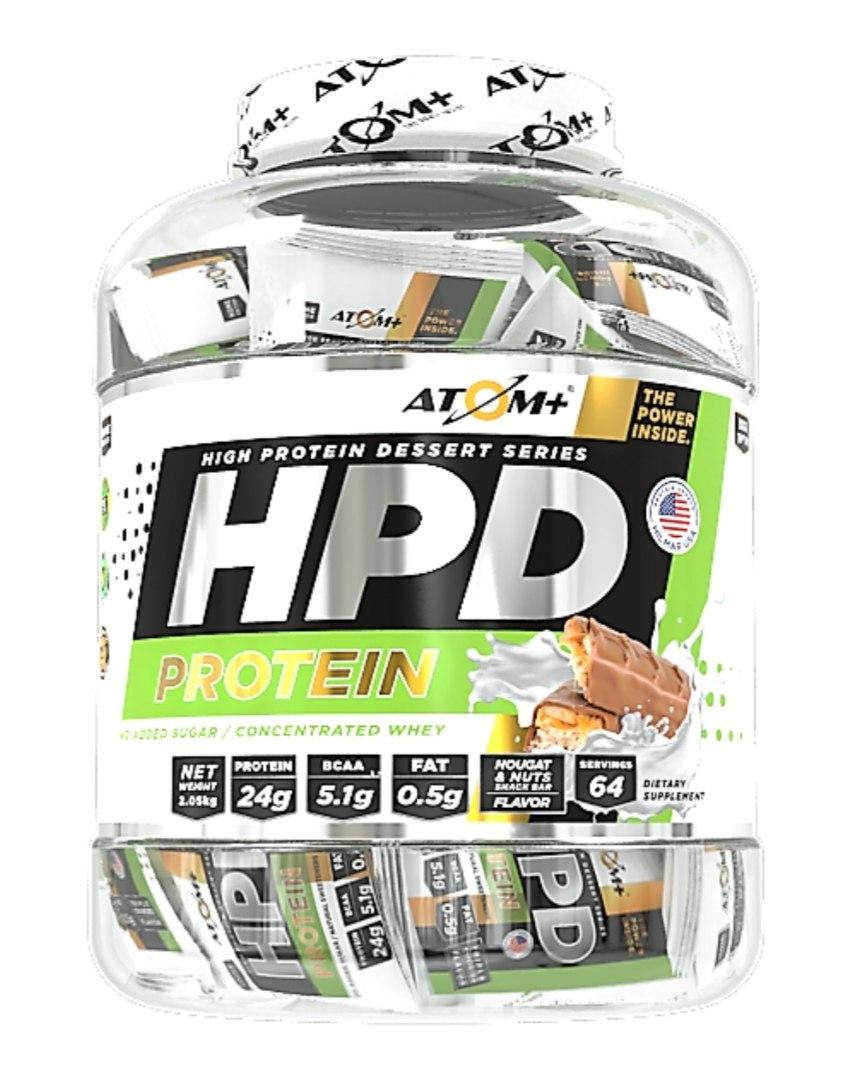 אבקת חלבון אטום HPD