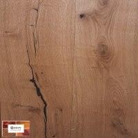 פרקט עץ אלון גמר לכה מט רחב במיוחד, דגם  AM-12, דאליאן Dalian Amuer