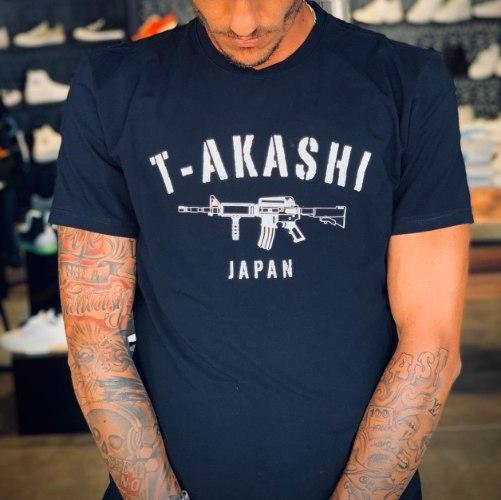 גברים | T-AKASHI AKM BLACK