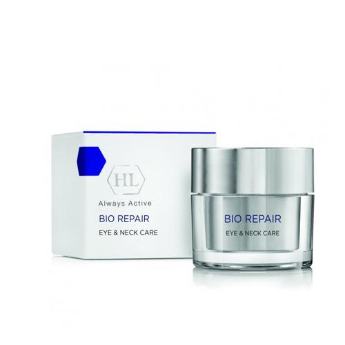 Holy land Bio Repair Eye & Neck Cream - הולילנד ביו ריפאר קרם טיפולי לעניים וצוואר