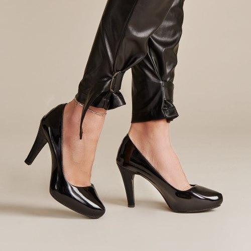 נעל עקב לונדין