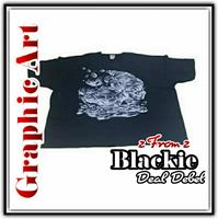Black - T shrit Deal Debel