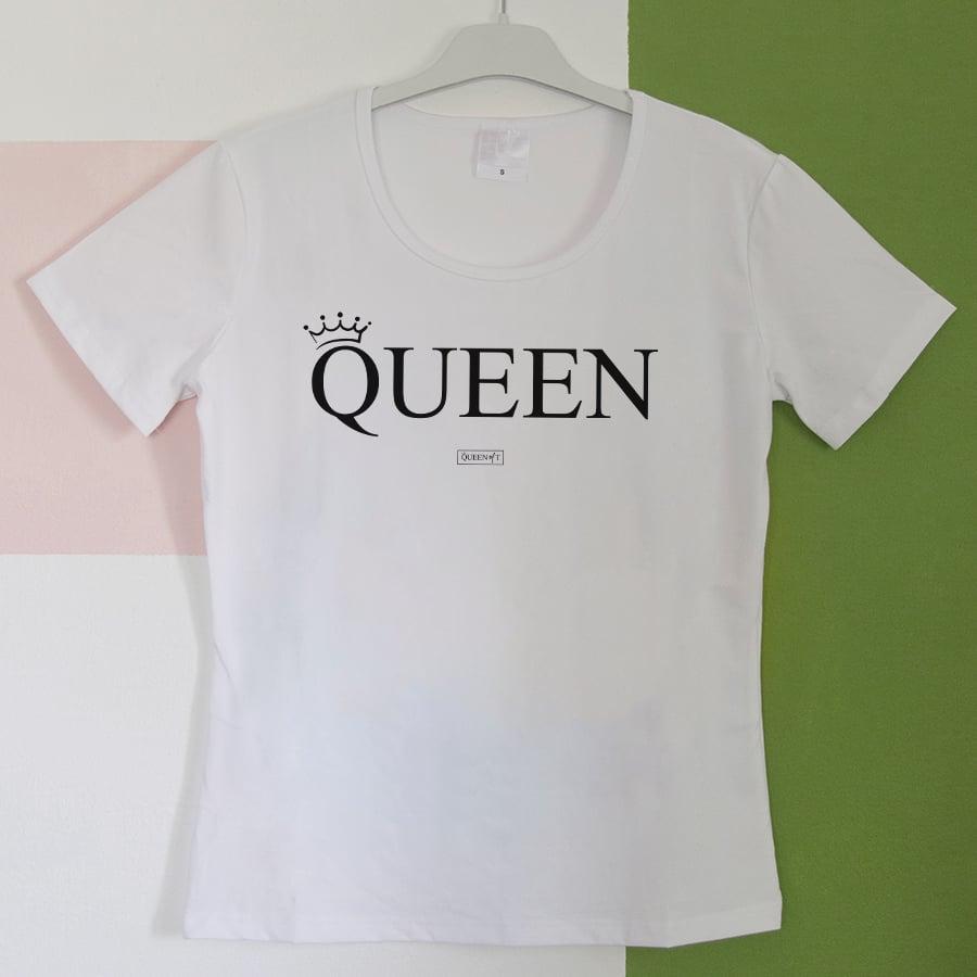 Queen שרוול קצר