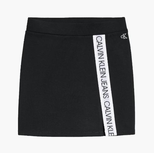 חצאית שחורה CALVIN KLEIN - מידות 4-14
