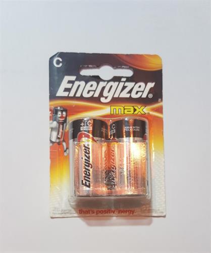 סוללות C לשיפוד מסתובב של אנרג'ייזר | Energizer
