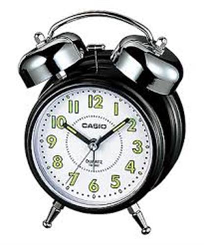 שעון מעורר רטרו מהודר  CASIO TQ-362-1B