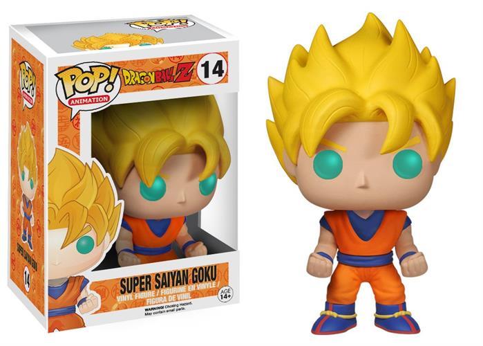 בובת פופ -  Super Saiyan Goku